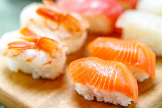/お寿司の写真-2