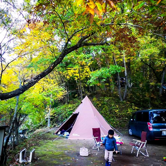 /お気に入りのキャンプ場