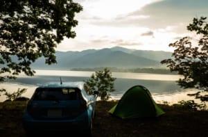 ウルトラライトキャンプ