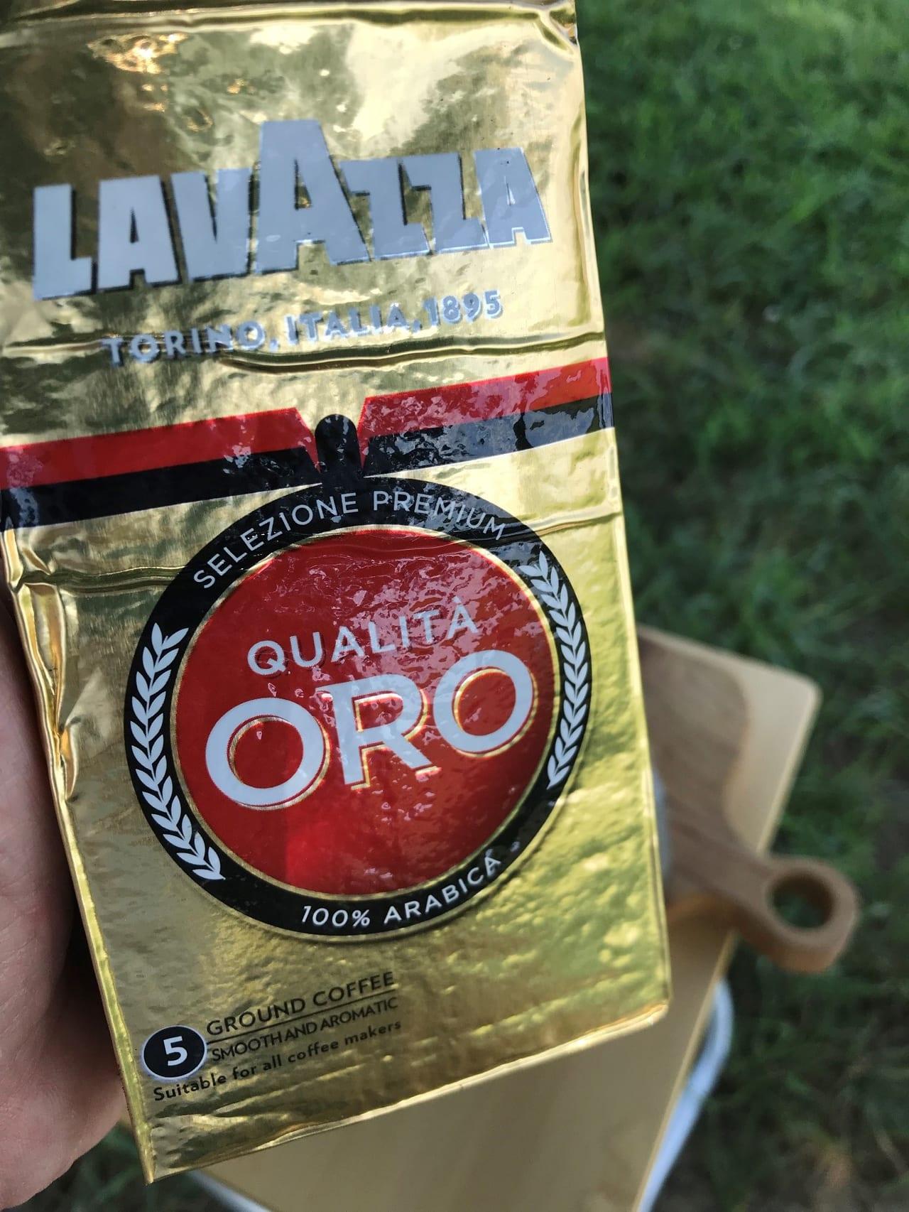 /エスプレッソ用のコーヒー豆