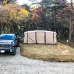 オープンしたばかりの那須高原キャンプ場『FACT LAND』に行ってみた!