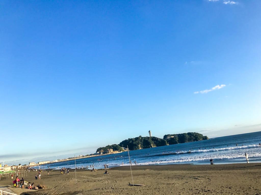 /キャンプ場から近い江ノ島・鎌倉-1024x768
