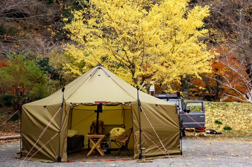キャンプ場にも地球にも優しい