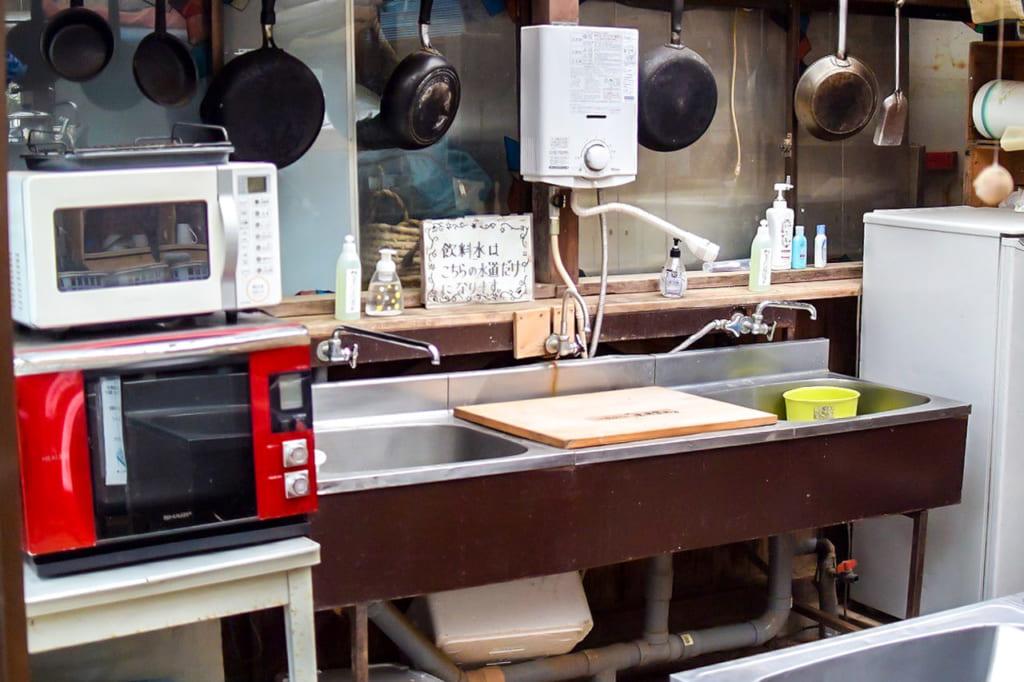 /キレイに整備されている炊事棟の様子-1024x682