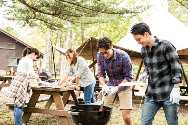 グループキャンプイメージ
