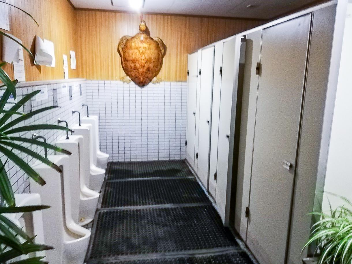 /トイレの内装
