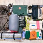 40Lバックパックでソロキャンプを楽しむ装備一式と詰め方のコツ