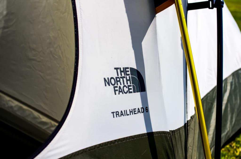 人とは被らないテント