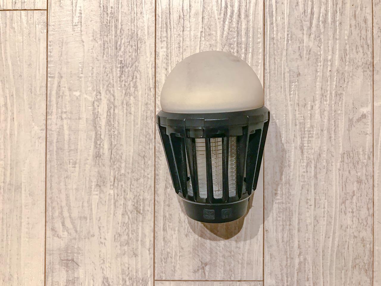 /充電式LEDランタン