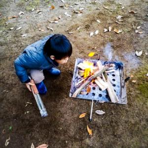 子供と初めての母子キャンプ