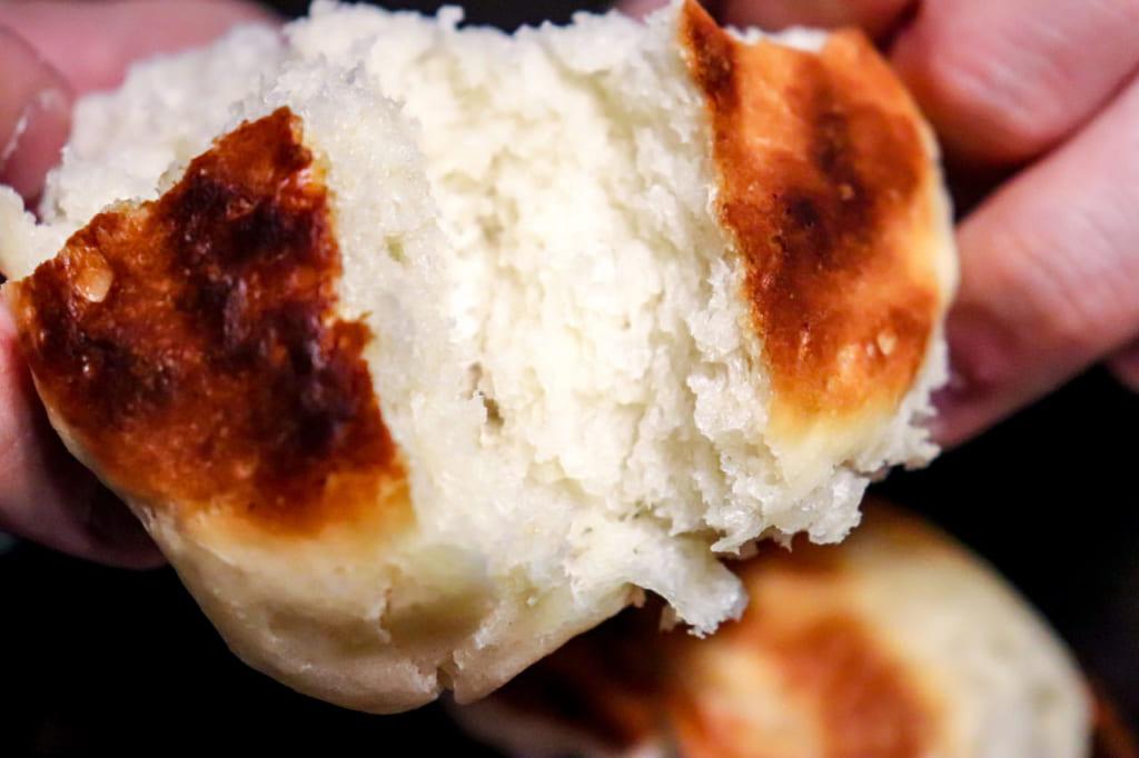 手作りちぎりパン