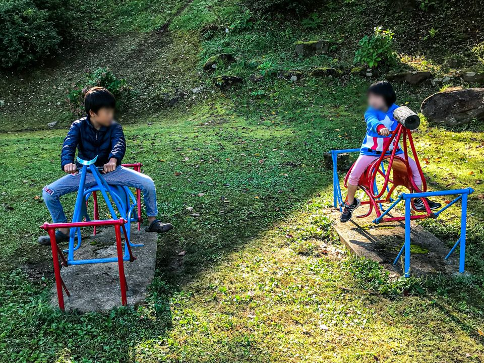 中津川「はなの湖オートキャンプ場」は岐阜の子連れキャンパーにおすすめ