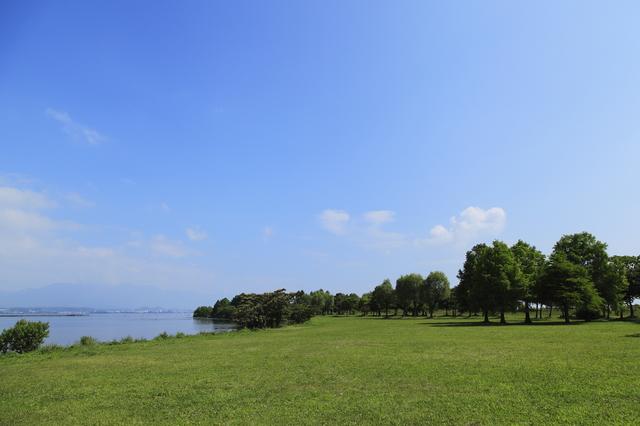 /湖岸緑地公園