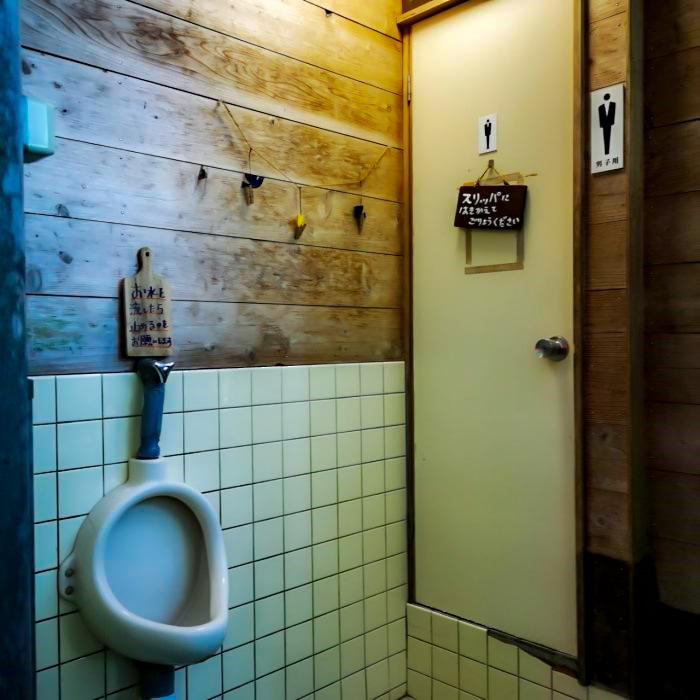 /男性用トイレ