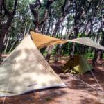 釣りもできる神奈川の穴場キャンプ場「茅ヶ崎柳島キャンプ場」レビュー