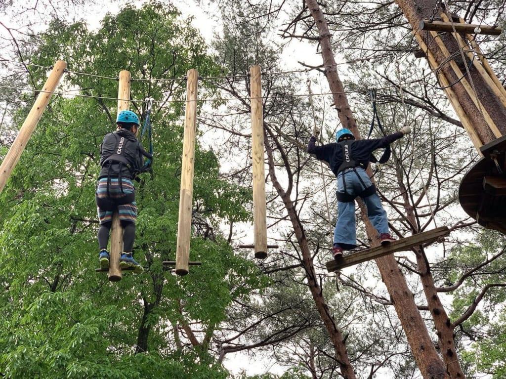 /那須の森の空中アスレチックNOZARU-1024x767