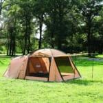 コールマン(Coleman) テント タフスクリーン2ルームハウス 開放