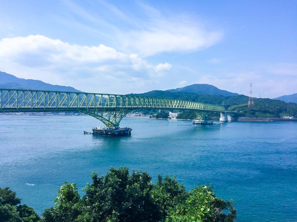 /2つ目のツーリング目的地「大島大橋」-1024x768
