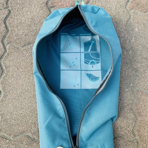 alite「カルパインチェア」収納袋