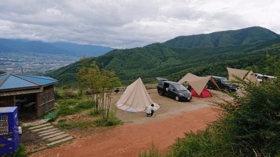 ほったらかしキャンプ場