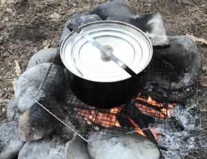 焚き火はキャンプの醍醐味