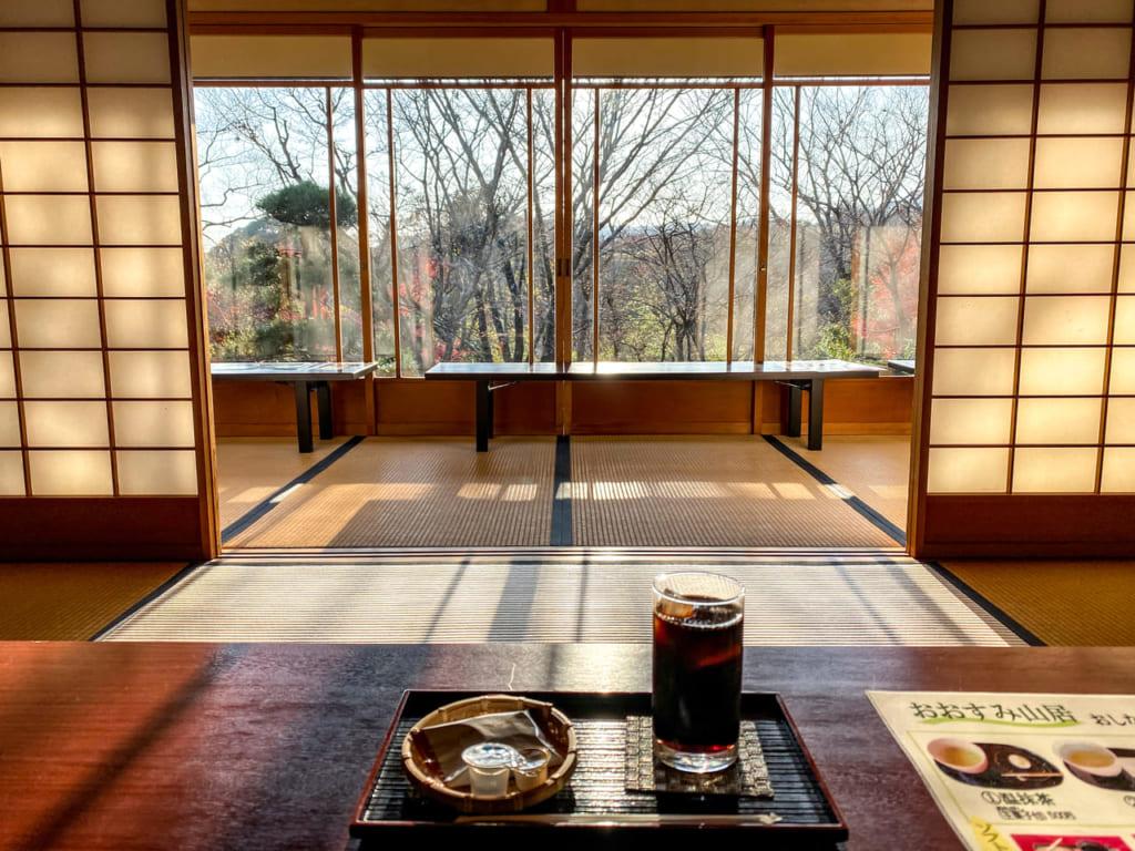 おおすみ山居の素敵な和室2-1024x768