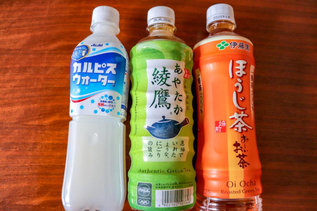 どこでも購入できるペットボトル飲料-1024x682