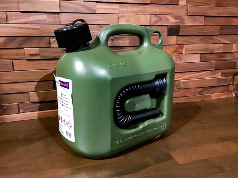 ヒューナースドルフ-Fuel-Can-Pro-5L