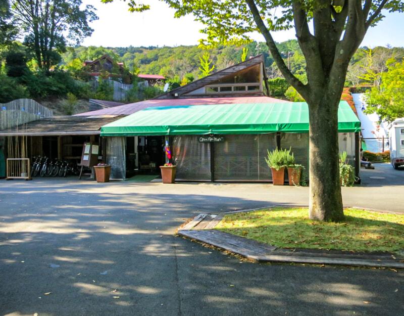 伊豆キャンプ場モビリティパーク