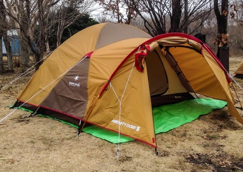 初めての冬キャンプの装備