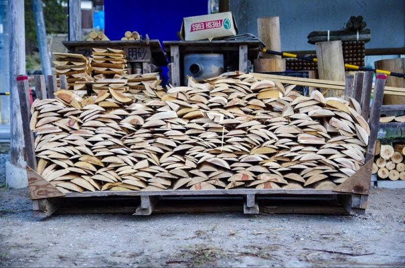薪が使い放題のCAZUキャンプ場