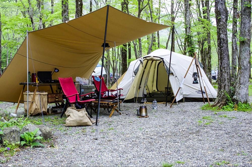 こだわりキャンプにDIYは不可欠