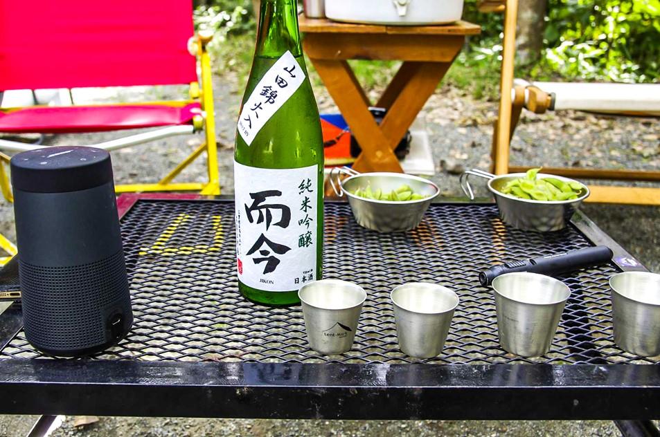 ぬるくても美味しい日本酒