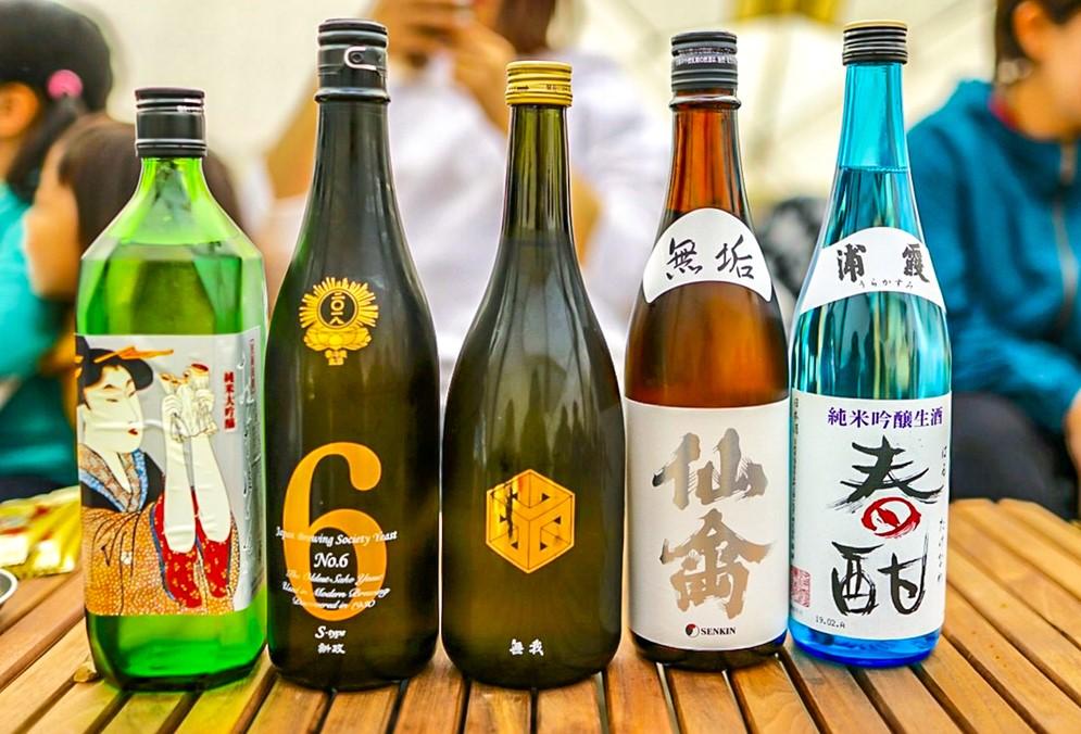 キャンプにおすすめの日本酒五本