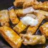 スキレットと豚肉で作る簡単キャンプ飯レシピ【ソロキャンプにおすすめ】