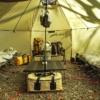 【冬キャンプの防寒対策と寝室の作り方】これで電源サイトを卒業しました