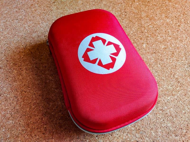 Amazonで購入した激安救急キット
