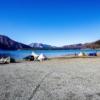 西湖の水位は大丈夫?湖畔沿いを狙って再び西湖・湖畔キャンプ場へ!