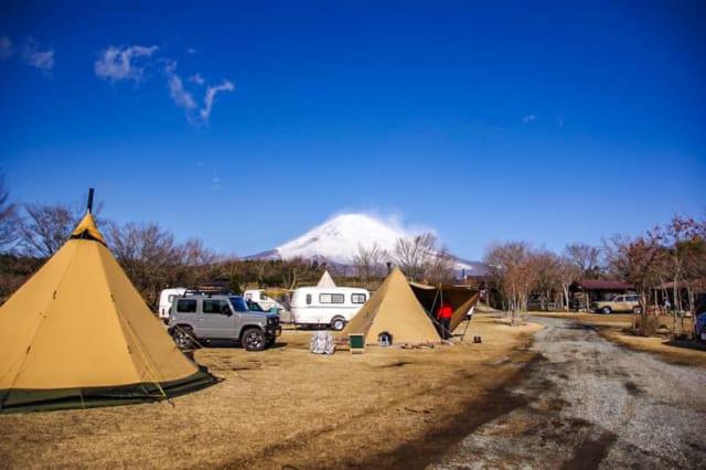 やまぼうしオートキャンプ場で富士山を一望できるサイト選びのポイントを解説