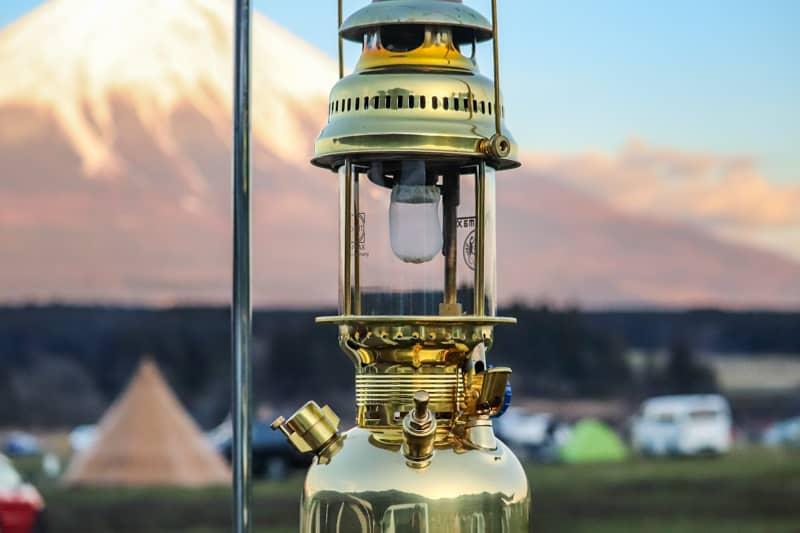 ペトロマックスHK500のメンテナンス方法とアルコールカップを利用したプレヒートのやり方