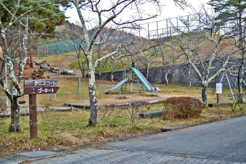 市民の森公園の子ども広場