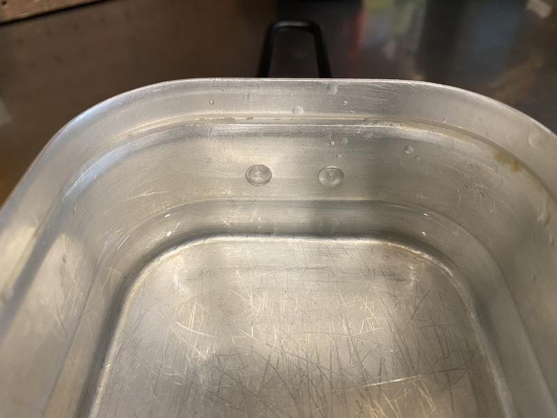 湯切りのいらないメスティンパスタの水の量目安