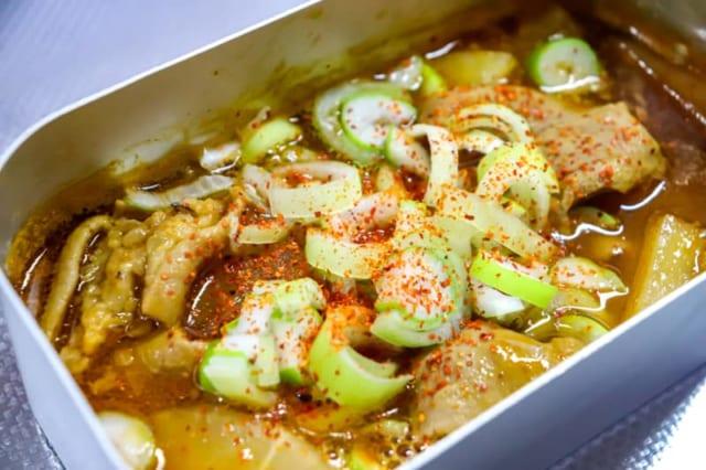 メスティンでつくる煮物&スープおすすめ5選!火にかけるだけの超簡単レシピ
