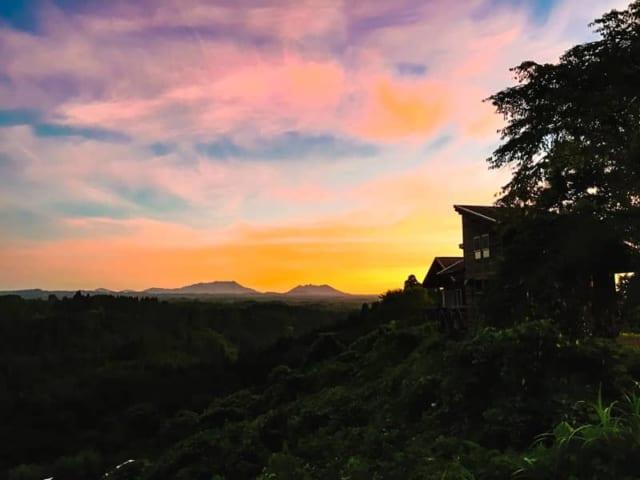 五ヶ瀬の里キャンプ村の絶景写真を紹介!山、滝、星空、自然の美しさを感じるキャンプ場です