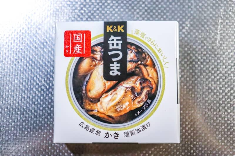 KK国産かき缶つま