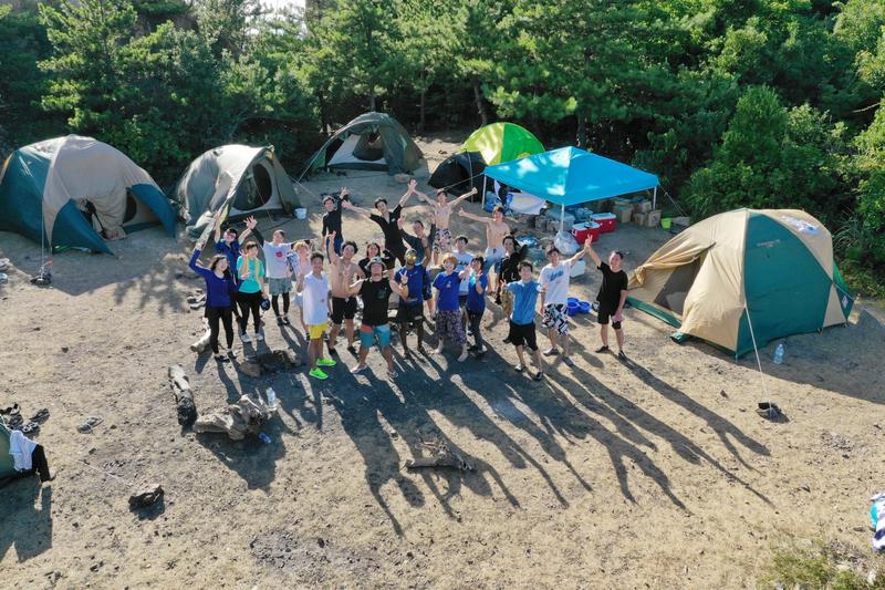 無人島プロジェクトが開催する2泊3日無人島キャンプの魅力にクローズアップ!