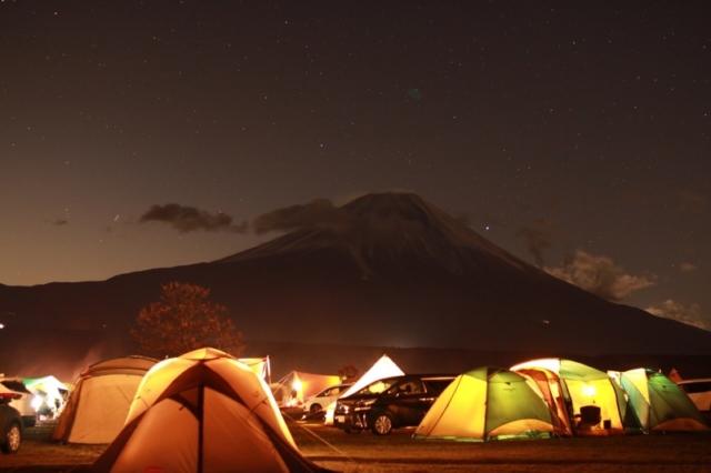 【一眼レフ入門】キャンプ場で星空撮影に挑戦!カメラ設定と必要機材を紹介します