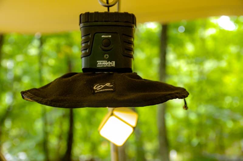 LEDランタンは便利なんだけど、、