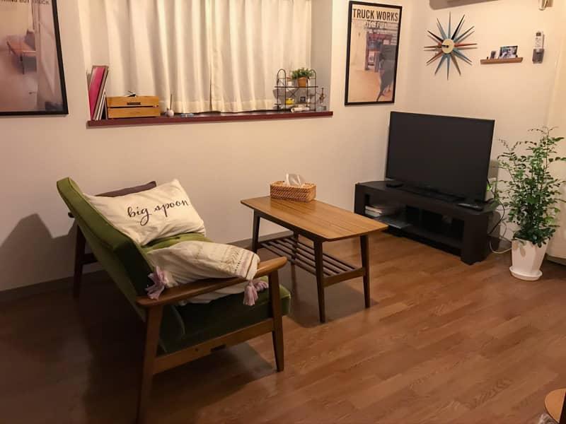 アパートでお家キャンプ-1