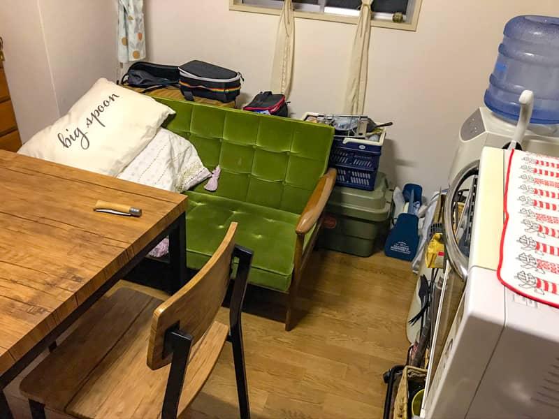 アパートでお家キャンプ (3)